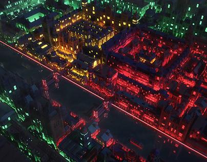 Все парковки Москвы будут бесплатными в новогодние праздники