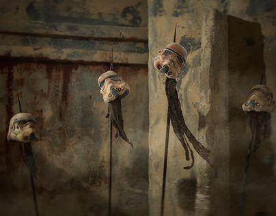 Выставка белорусского художника Гавриила Ващенко открылась в брянском музейно-выставочном центре
