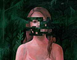 Художник Артем Лоскутов продал картину за полмиллиона. Деньги он отправит юристам правозащитных организаций