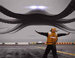 В Челябинске у лайнера при взлете начало вытекать топливо