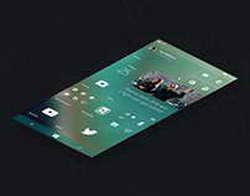 Xiaomi представила концепт смартфона с четырехгранным экраном-водопадом