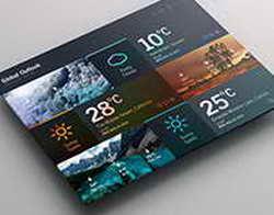 Microsoft выпустит игровую Windows для планшетов - Дизайн новой ОС слили в Сеть