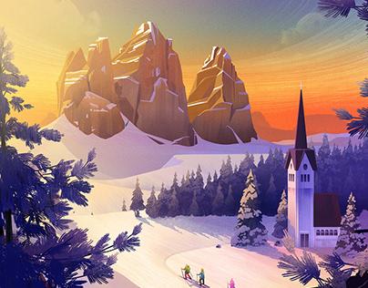 Снежную скульптуру для конкурса «Любимый округ» можно будет изготовить до 27 января