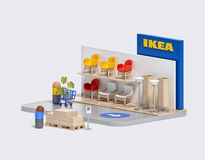 Инновационный концепт-стор Askona