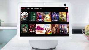 Умный дисплей Amazon поддерживает Netflix