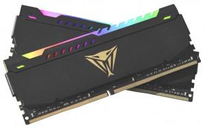 Patriot Memory представила игровую память Viper Steel RGB