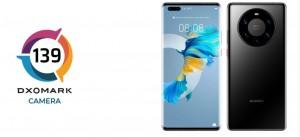 Huawei Mate40 Pro+ установил новый рекорд DXOMARK