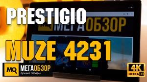 Обзор PRESTIGIO MUZE 4231 4G. Планшет для базовых задач