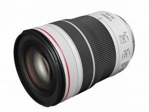 Объектив Canon RF70-200mm F4 L IS USM перенесли на 2021 год