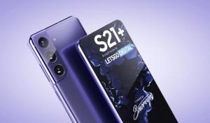 Samsung Galaxy S21+ показали на видео