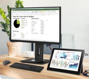 Представлен сенсорный дисплей ViewSonic ID1330 ViewBoard Pen Display