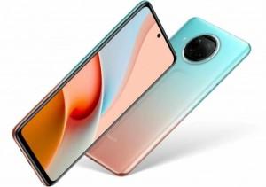 Смартфон Xiaomi Mi 10i показали на рендере