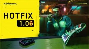 Cyberpunk 2077 Hotfix 1.06 улучшает стабильность игры на консолях