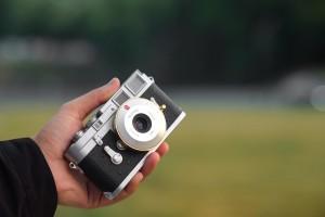 Золотистый объектив 7Artisans 35mm F5.6 оценен в $200
