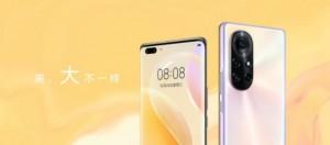 Huawei представила смартфоны серии Nova 8