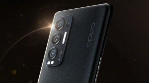 OPPO Reno5 Pro+ 5G с быстрой зарядкой 65 Вт