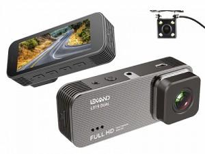 Lexand представляет линейку видеорегистраторов LR19 DUAL и LR25