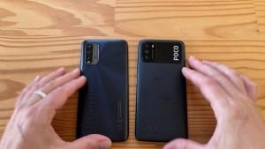 Смартфон Redmi 9T показали на видео