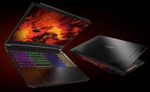 Игровой ноутбук Acer Nitro 5 с процессором Ryzen 5000