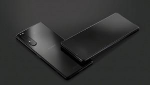 Sony Xperia 1 III получит боковый дактилоскоп