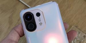 Распакованный Xiaomi Mi 11 показали на видео
