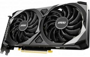 Представлена компактная карта MSI GeForce RTX 3060 Ti Ventus 2X OC V1