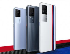 Представлен флагманский смартфон IQOO 7