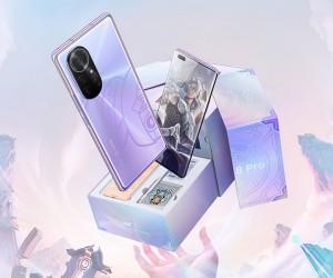 Представлен смартфон Huawei Nova 8 Pro King of Glory Edition