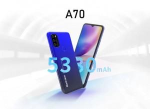 Blackview A70 с массивной батареей за 79,99 долларов