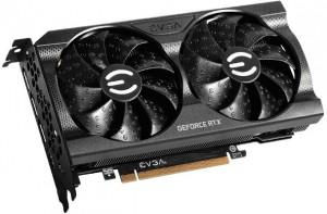 EVGA представила видеокарты серии GeForce RTX 3060