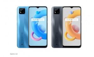 Официальные рендеры и ключевые спецификации Realme C20