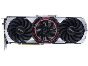 Представлена 3D-карта Colourful iGame GeForce RTX 3060 Ti Advanced OC