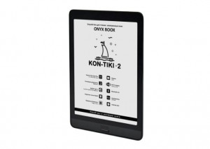 Новый ридер ONYX BOOX Kon-Tiki 2 с 7,8 дюймовым экраном поступил в продажу