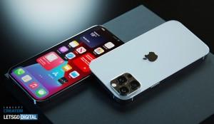 iPhone 12s Pro показали на рендерах