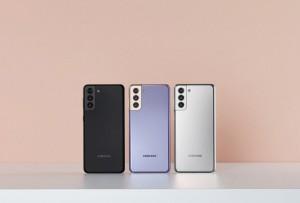 Samsung Galaxy S21 появился в продаже