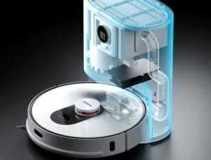 Новый робот-пылесос Roidmi Self-Colleing Robot Vacuum от Xiaomi