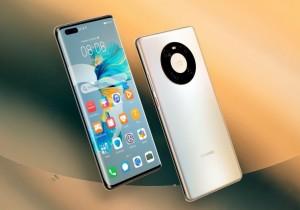 Huawei продала в Китае 4,5 млн смартфонов Mate 40 Pro