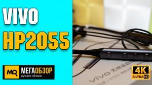 Обзор vivo HP2055. Беспроводные наушники для фитнеса и спорта