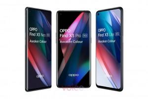 OPPO анонсирует флагманский телефон Find X3 Pro в марте