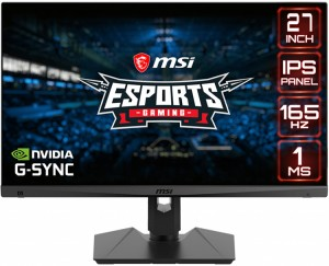 Монитор MSI Optix MAG274R2 получил порт USB Type-C