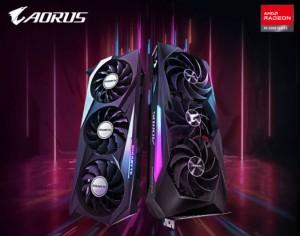 Gigabyte готовит видеокарты серии Radeon RX 6700 XT