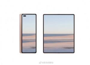 Первый взгляд на Huawei Mate X2