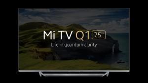 Телевизор Xiaomi Mi TV Q1 оценен в €1300