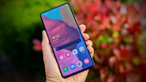 Samsung Galaxy A51 получает обновление Android 11 с One UI 3.0