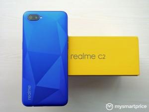 Бюджетный смартфон Realme C2 обновили до Android 10