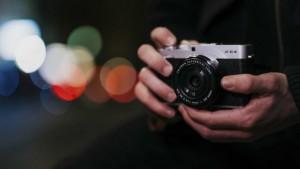 Первые примеры фото с камеры Fujifilm X-E4