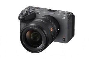 Кинокамеру Sony FX3 показали на фото