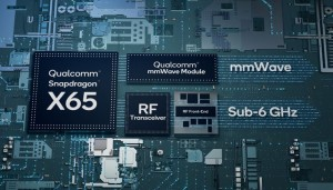 Qualcomm анонсировала новейший модем Snapdragon X65 5G