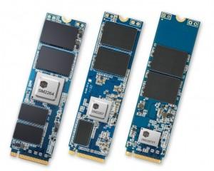 Silicon Motion разрабатывает новый контроллер стандарта PCIe 5.0