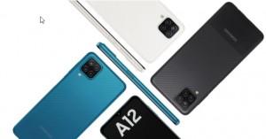 Samsung Galaxy A12 стоит 179 долларов